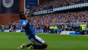 Alfredo Morelos Glasgow Rangers