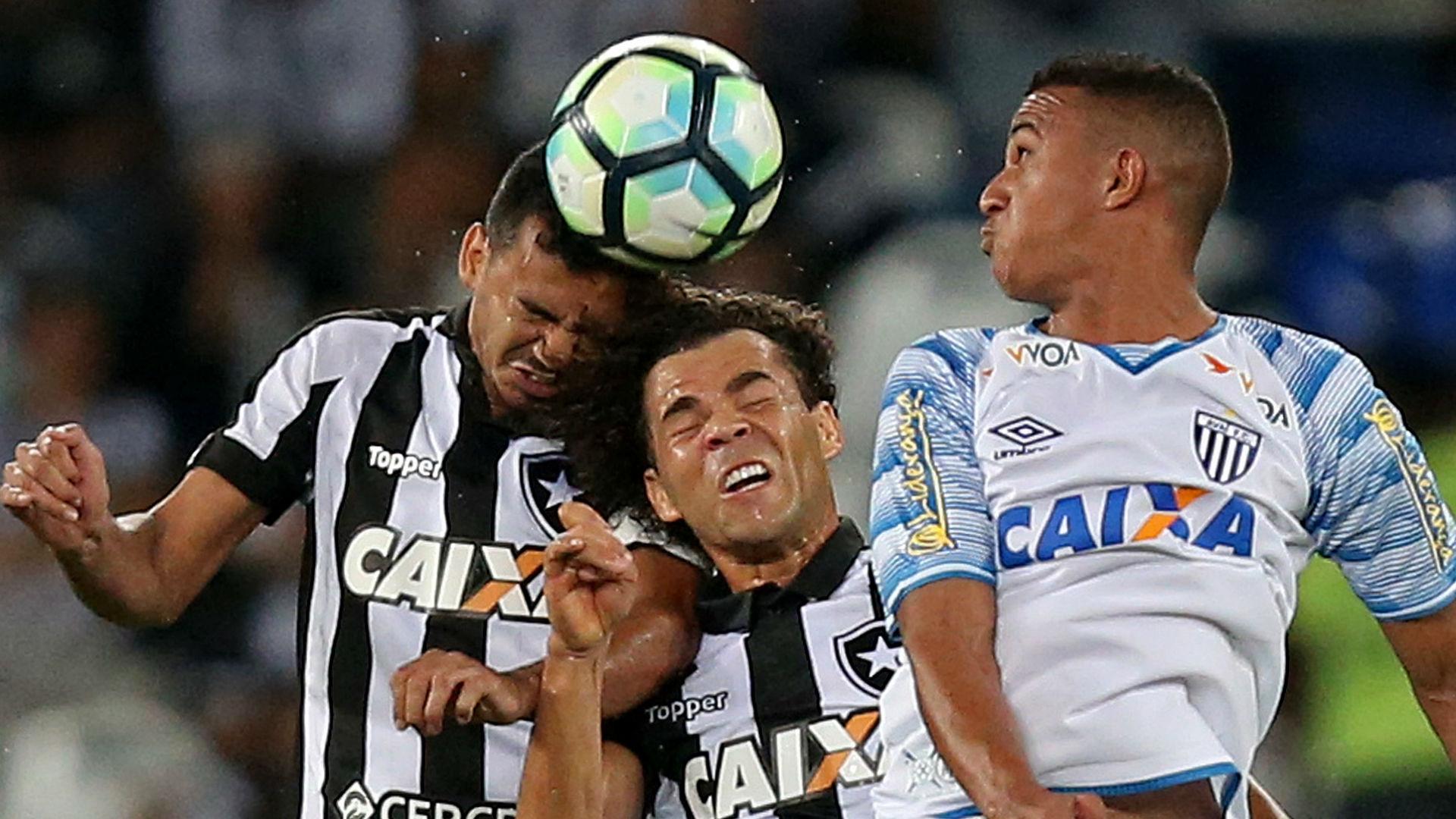Lindoso Camilo Botafogo Avaí Brasileirão 29 06 2017