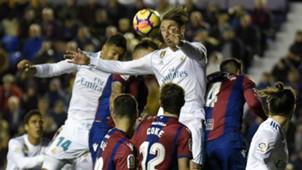 Sergio Ramos Levante Real Madrid LaLiga