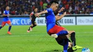 Hazwan Bakri, Johor Darul Ta'zim, Ceres, AFC Cup, 17/05/2017