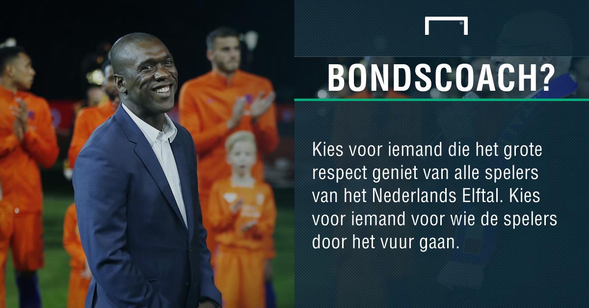 Clarence Seedorf Netherlands GFX Info Dutch