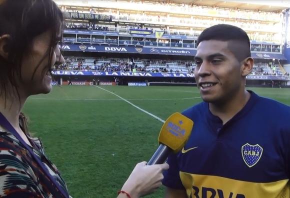 Yamil Romero Boca Juniors 2014