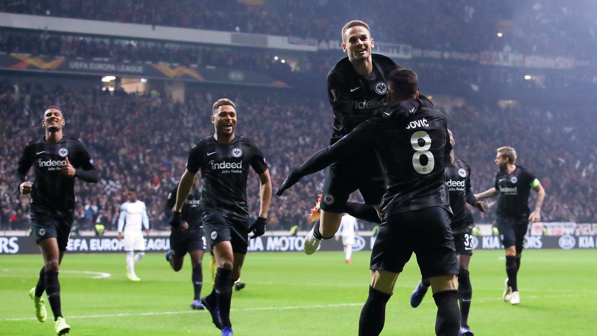 Eintracht Frankfurt Spielplan Europa League
