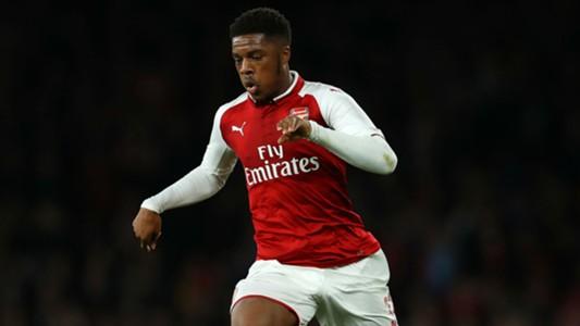 Chuba Akpom Arsenal Carabao Cup 2017