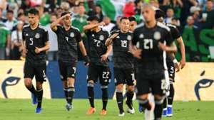 México Cuba Selección mexicana