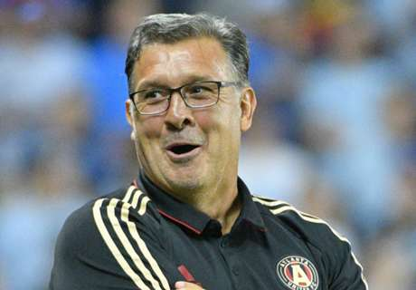 Garber inadvertently confirms Mexico's hiring of Martino