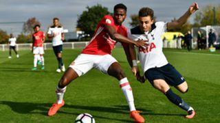 Matt Olosunde Manchester United 10282016