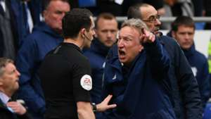 Neil Warnock Cardiff vs Chelsea Premier League 2018-19