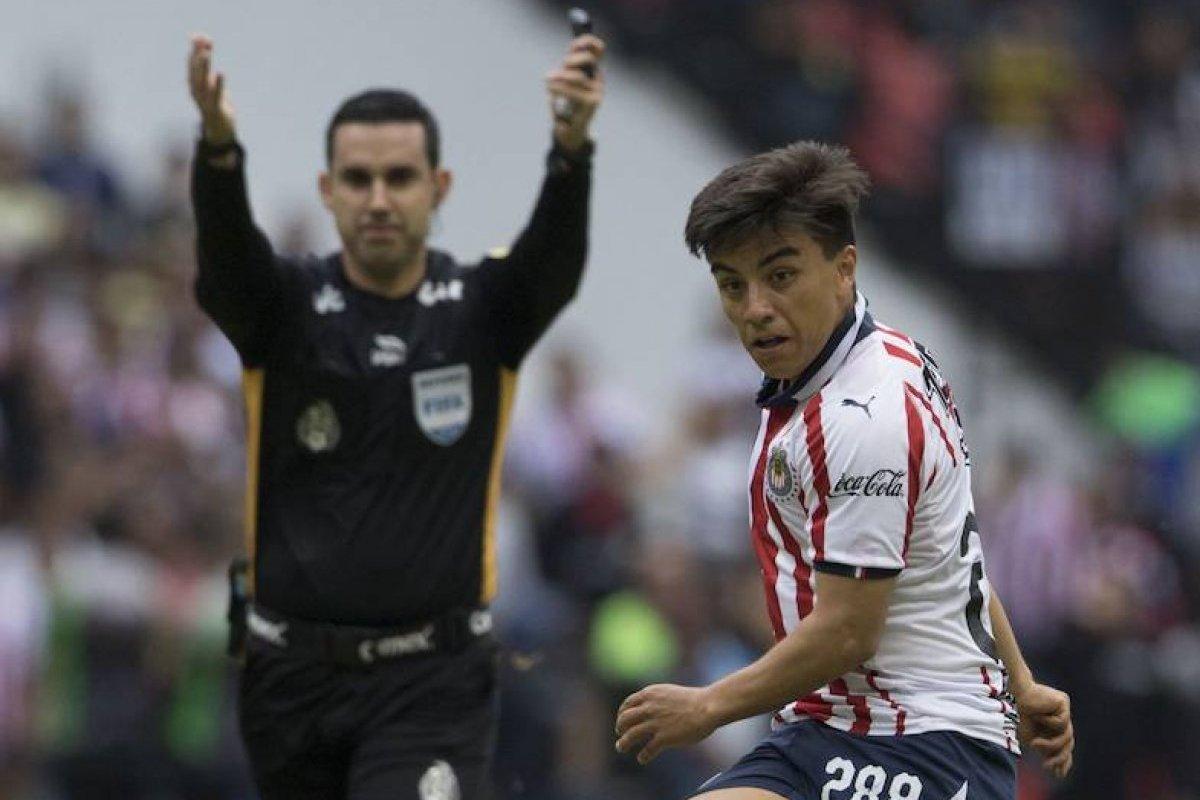 Fernando Beltrán Chivas
