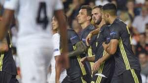 Miralem Pjanic Valencia Juventus Champions League