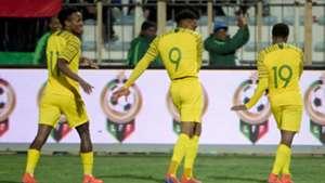 Libya v South Africa March 2019