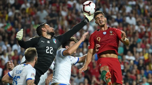 Donnarumma Portugal Italy Nations League