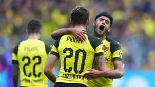 Mahmoud Dahoud Borussia Dortmund RB Leipzig
