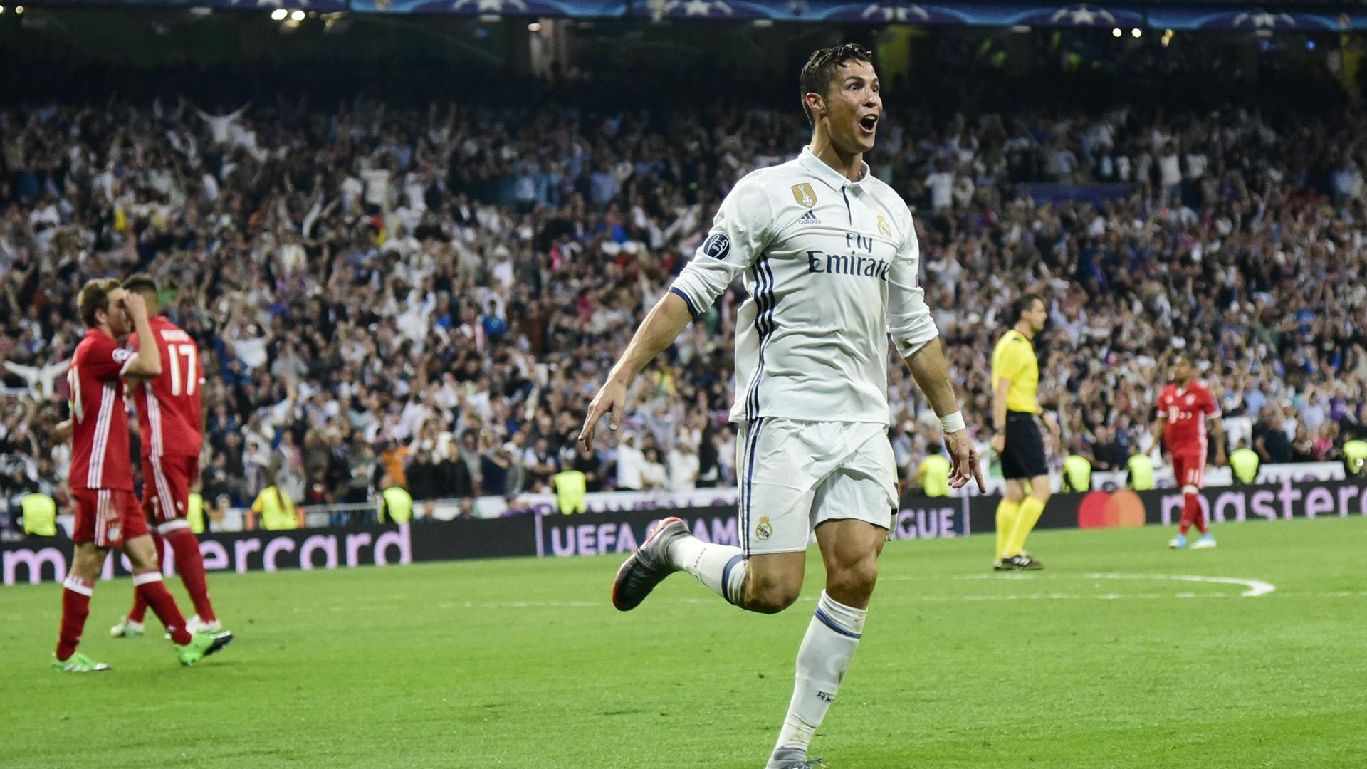 1 - Cristiano Ronaldo