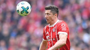 Robert Lewandowski FCB 10032018