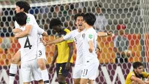 Ecuador South Korea U20 World Cup 11062019