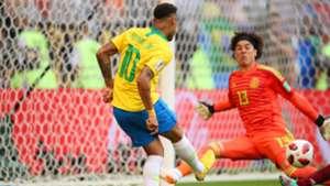 Brasilien Mexiko WM 02072018