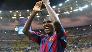 Samuel Eto'o Barcelona 2006