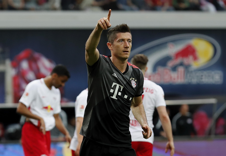 Robert Lewandowski, Bayern Munich, 05132017