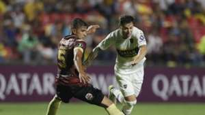 Zarate Deportes Tolima Boca Copa Libertadores Grupo G Fecha 5