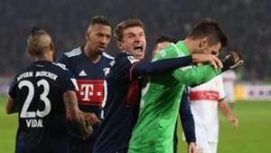 Ulreich Müller VfB Stuttgart FC Bayern