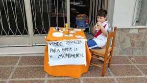 River Plate renzo