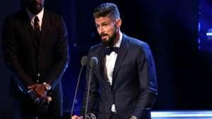 Olivier Giroud FIFA Awards
