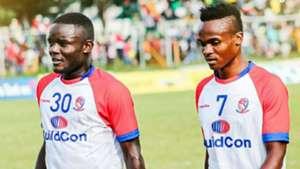 John Makwatta and Cliftone Miheso.