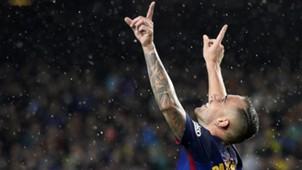 Paco Alcacer FC Barcelona