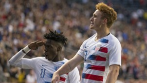 Tim Weah Josh Sargent United States