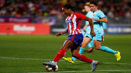 Francisca Ordega - Altetico Madrid