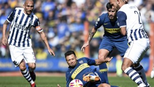 Boca Talleres Mauro Zarate Superliga argentina 120818
