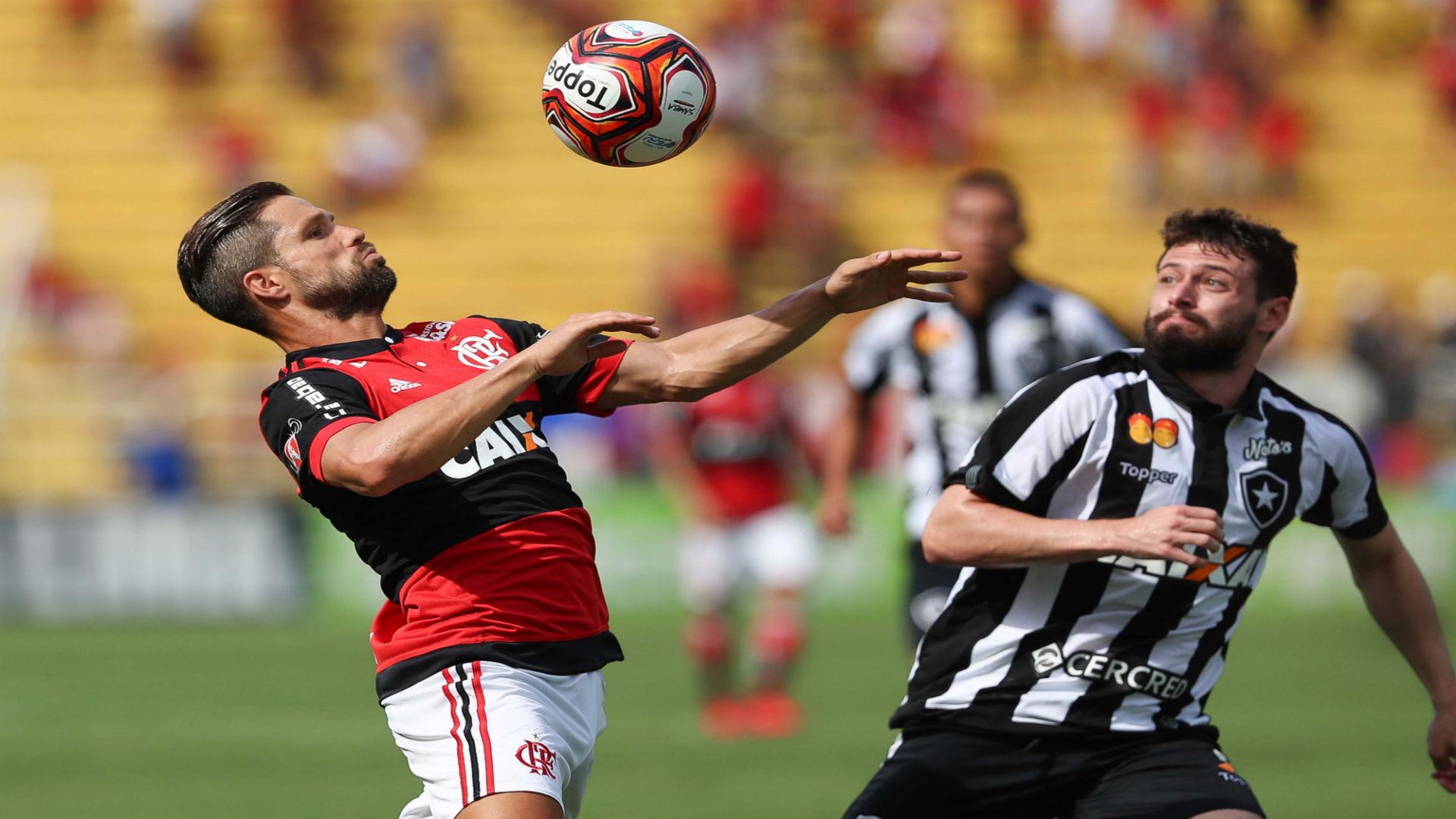 Diego Flamengo x Botafogo 10022018