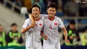 Trieu Viet Hung Ho Tan Tai U23 Vietnam U23 Indonesia AFC U23 Championship Qualifiers