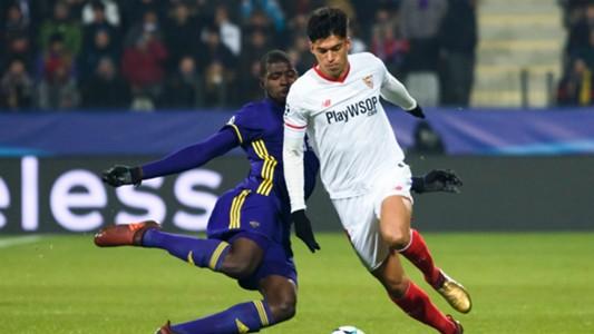Correa Maribor Sevilla UEFA Champions League