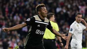 David Neres Ajax Real Madrid Champions League 08 03 2019