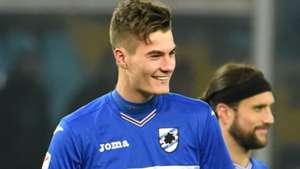 Patrik Schick Sampdoria