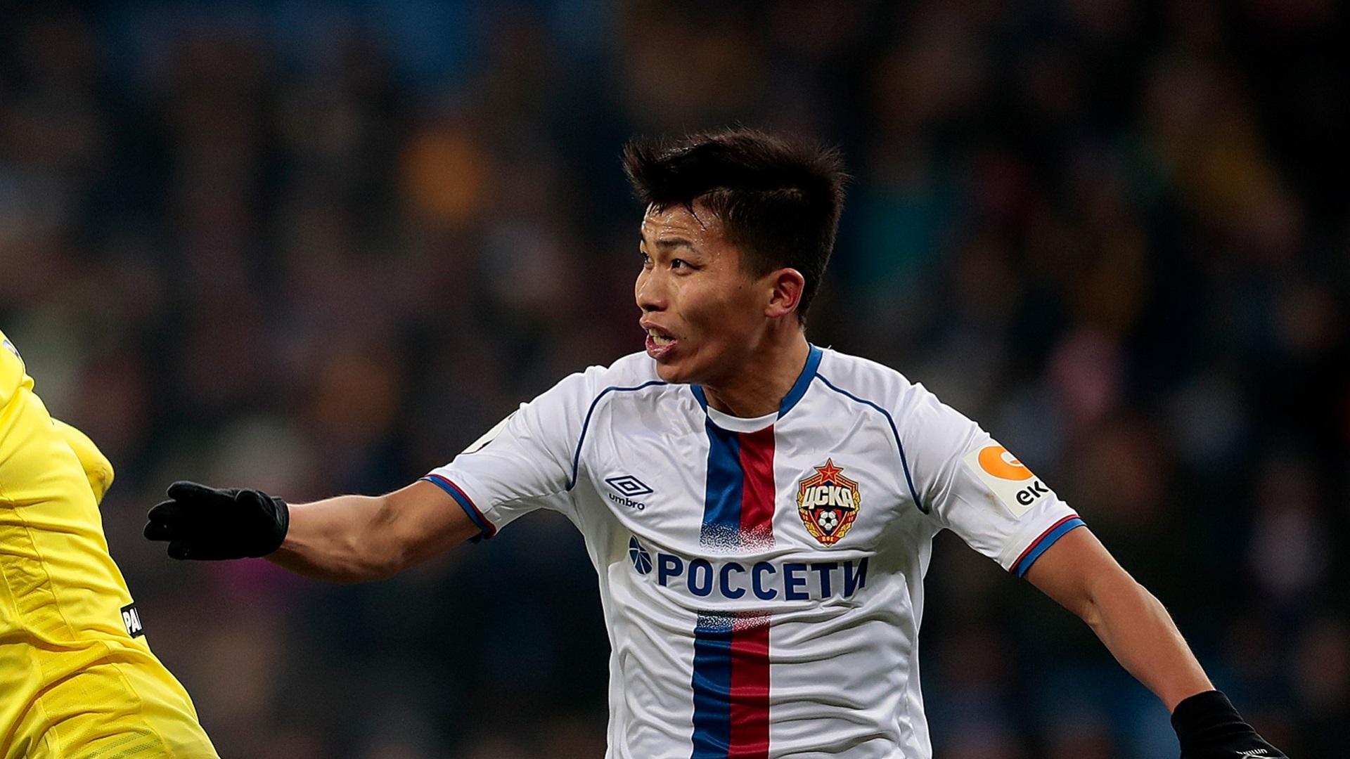 2018-12-13 CSKA Moscow Nishimura Takuma