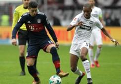 James Rodriguez Bayern Munich Bundesliga 09122017