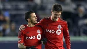 Sebastian Giovinco Will Johnson Toronto FC MLS 20161106