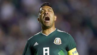 Marco Fabian, Mexico