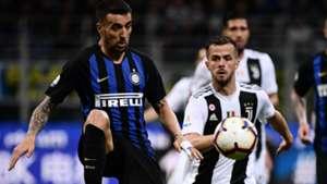 Vecino Pjanic Inter Juventus Serie A