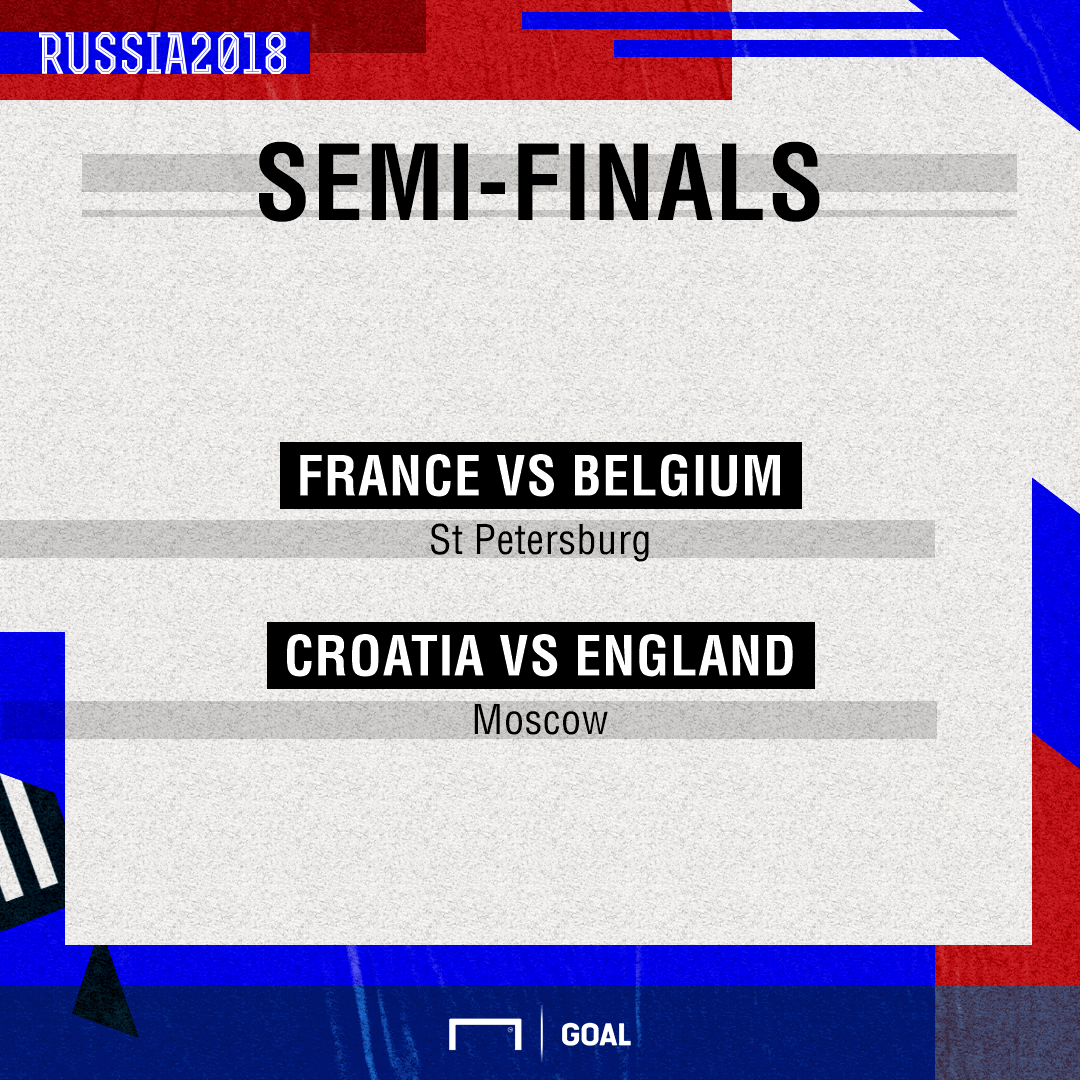WC Semifinals graphic