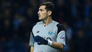 Iker Casillas, Porto