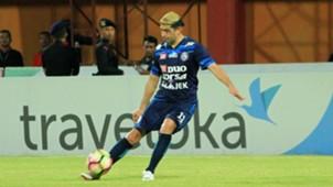 Esteban Vizcarra - Arema FC