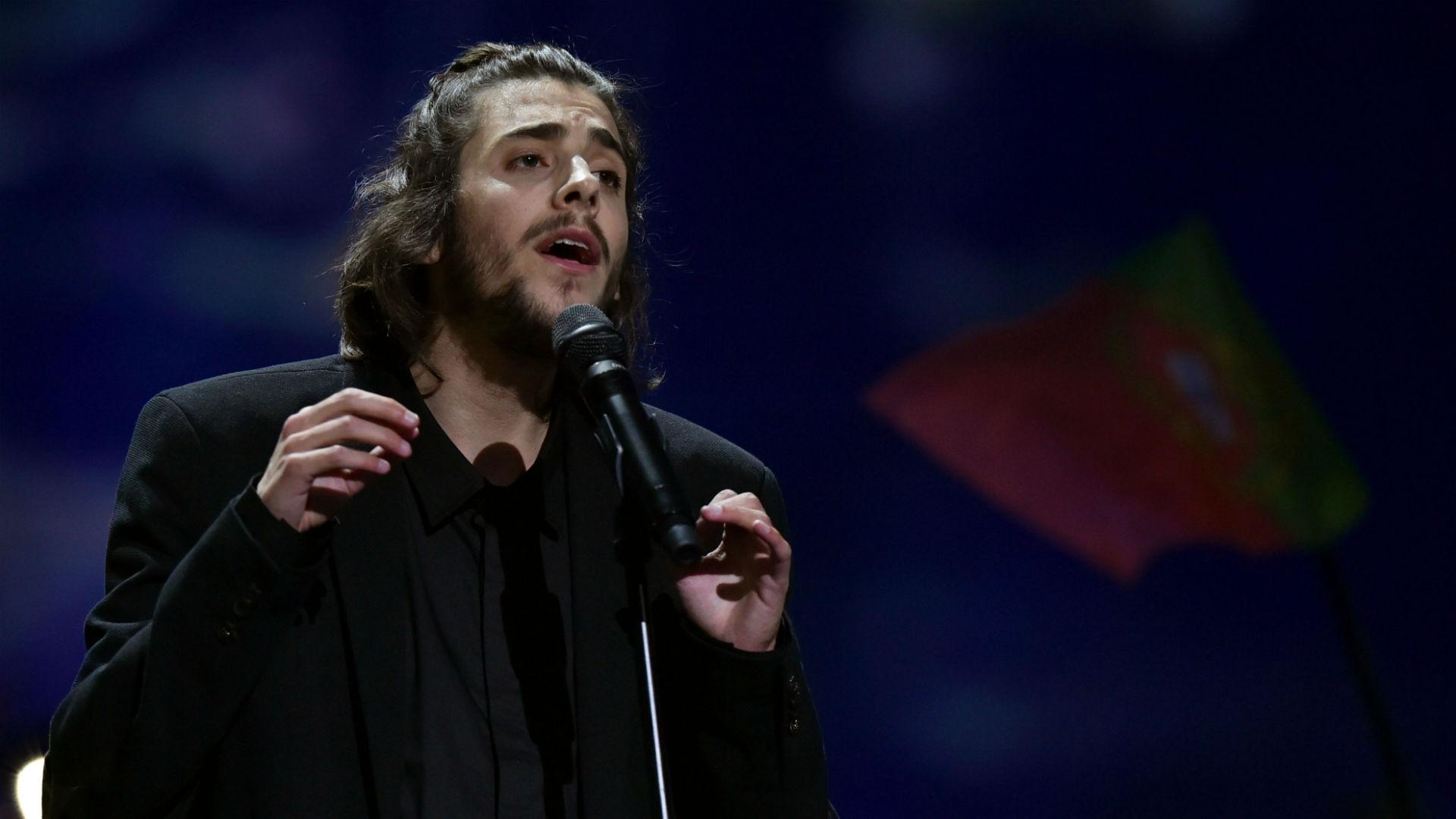Salvador Sobral Eurovision 13052017