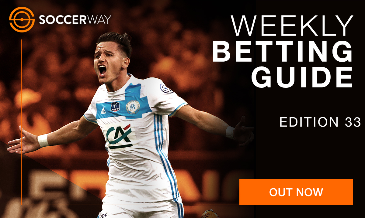 SOCCERWAY EDITION 33 OUT NOW