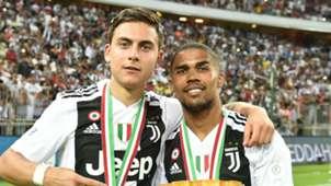 Paulo Dybala Douglas Costa Juventus
