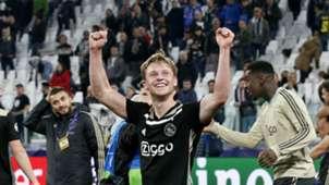 Frenkie de Jong, Ajax, 04162019