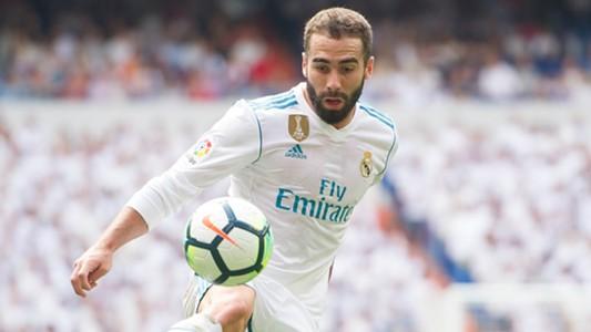 Dani Carvajal Real Madrid
